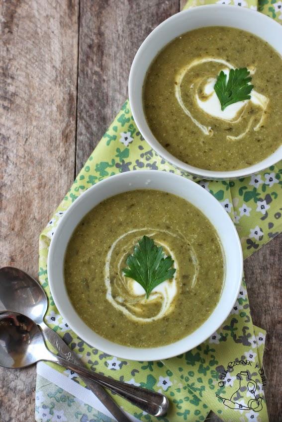 zupa szczawiowa krem przepis