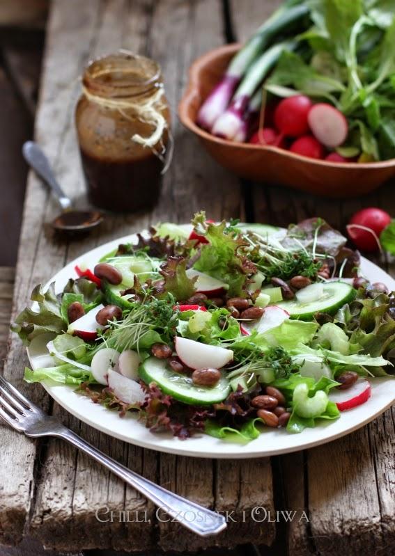 salatka ogrodnika