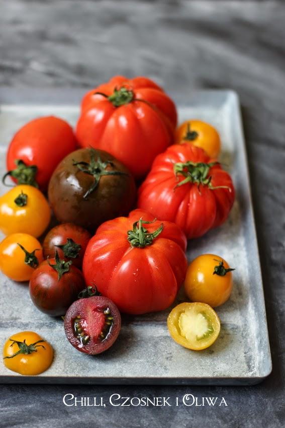 letnie pomidory