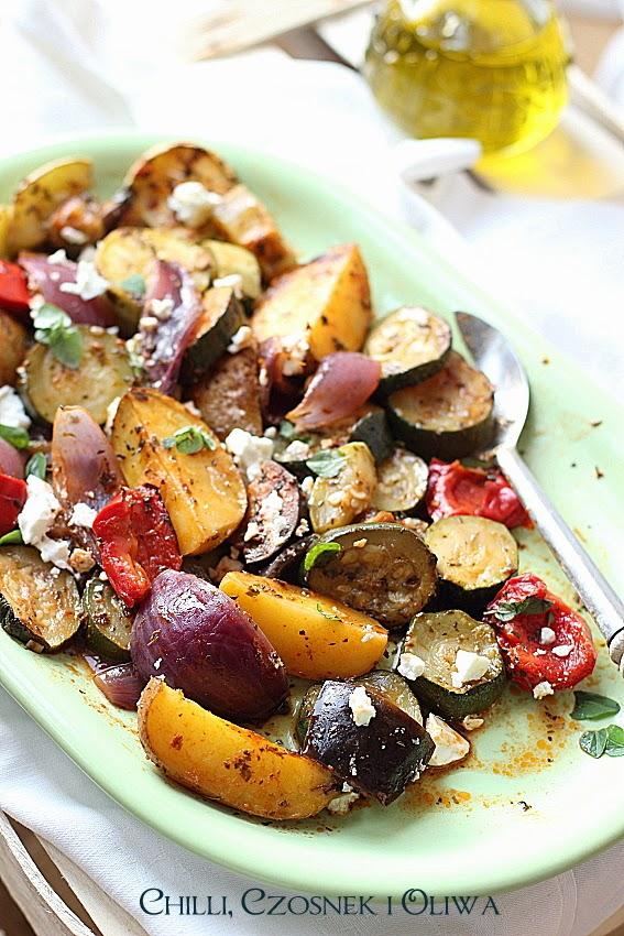 briami letni gulasz warzywny
