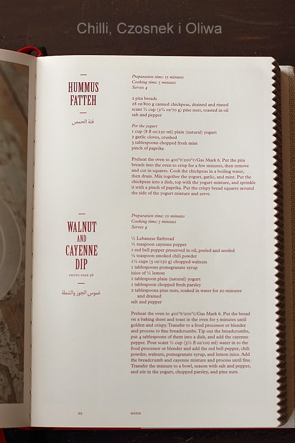 Recenzja książki The Lebanese Kitchen Salma Hage