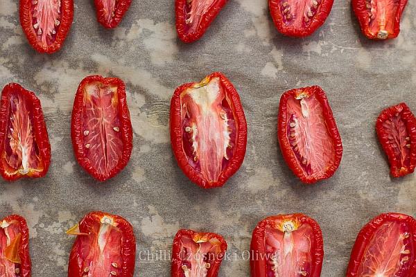suszone pomidory przepis