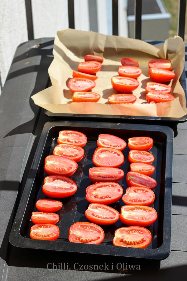 jak zrobic suszone pomidory