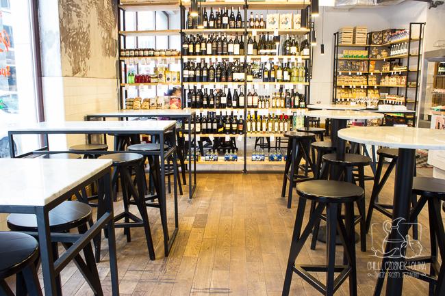 Mercato Bar i Delikatesy, recenzja, restauracja