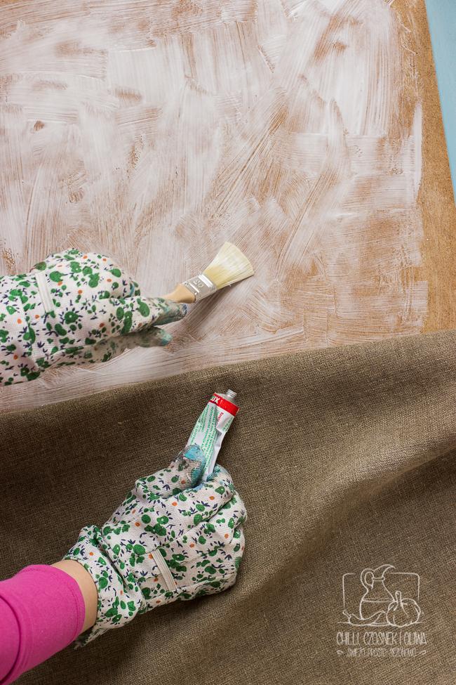 DIY Jak zrobić tło do fotografii kulinarnej instrukcja krok po kroku