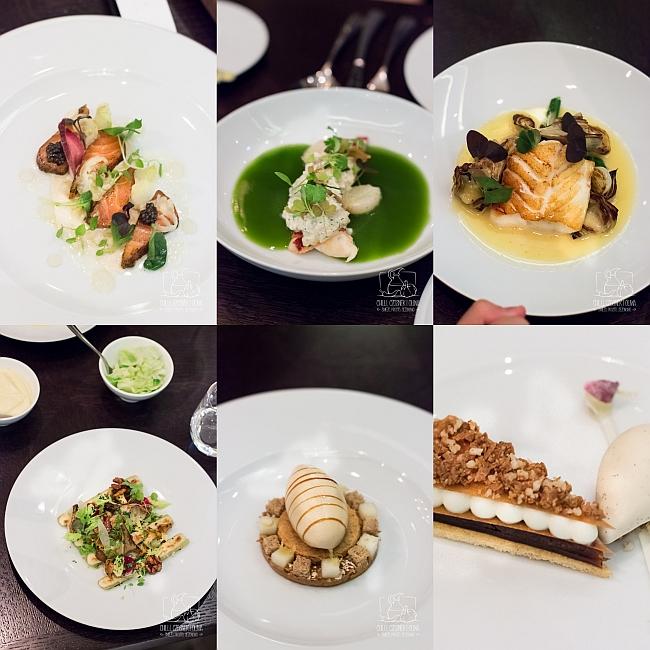 Dinner by Heston Blumenthal w Londynie