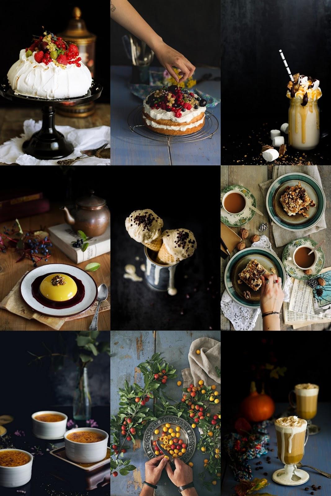 Jak robi zdjęcia Żaneta z bloga Cupcake Factory - Kulisy fotografii kulinarnej
