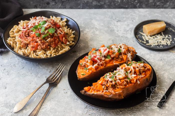 Proste obiady na 7 dni #9 - Plan z mięsem dla 2 osób - Obierz PDF z listą zakupów!