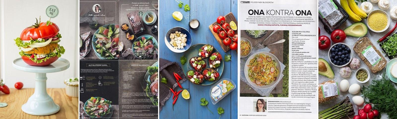 Fotograf Kulinarny Warszawa Zuzanna Ploch portfolio